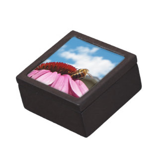 Behind the Bee Premium Keepsake Box