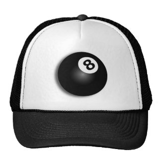 Behind The Eight Ball! Cap