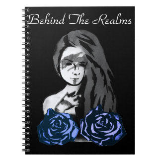 Behind The Realms Notebook