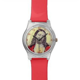 Behold the Christ watch