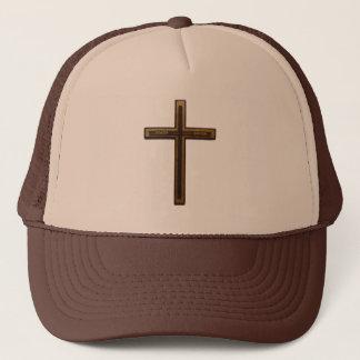 Behold the Cross Trucker Hat