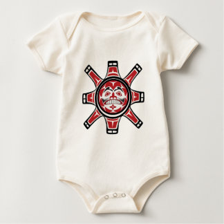 BEHOLD THE LIGHT BABY BODYSUIT