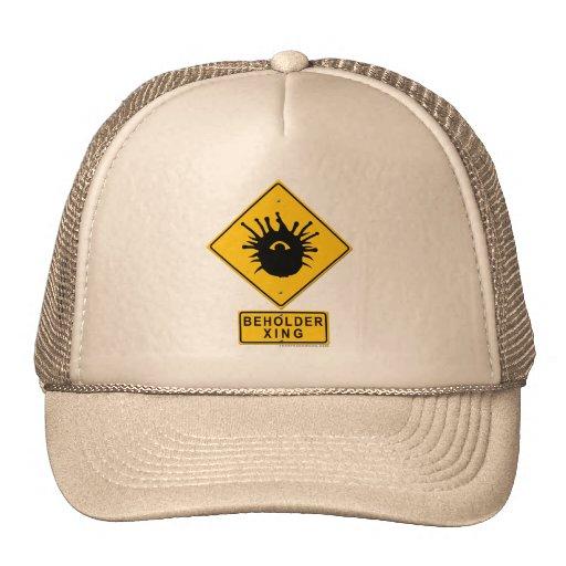 Beholder XING Hats
