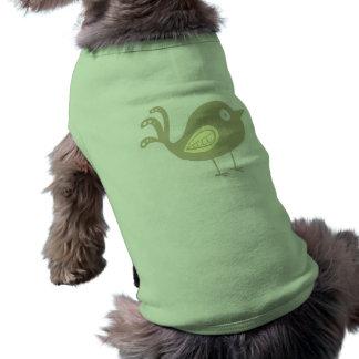Beige Bird Dog Tshirt