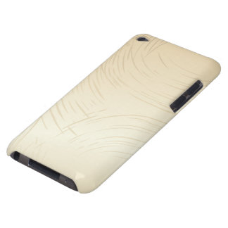 Beige iPod Touch, Barely There Case