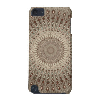 Beige mandala iPod touch 5G cases