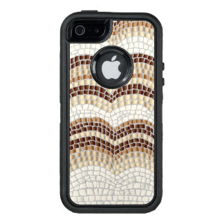 Beige Mosaic Apple iPhone SE/5/5S Case