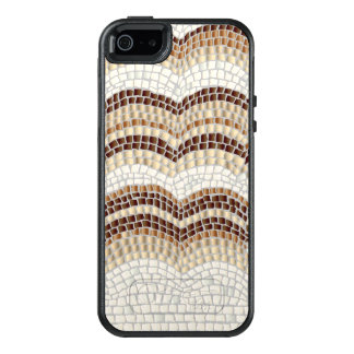 Beige Mosaic iPhone SE/5/5s Case