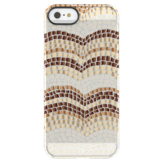 Beige Mosaic iPhone SE/5/5s Deflector Case