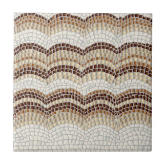Beige Mosaic Small Ceramic Tile