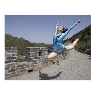 Beijing, China, 2007 Postcard