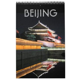 beijing china calendars