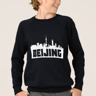 Beijing China Skyline Sweatshirt