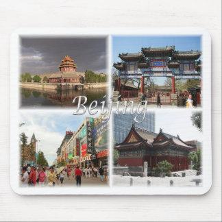 Beijing Peking China Mouse Pad