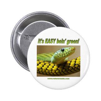 Bein Green Mamba Pins