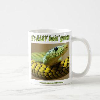 Bein' Green (Mamba) Coffee Mug