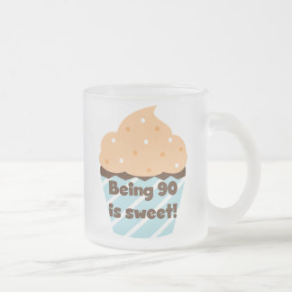 Being 90 is Sweet Birthday T-shirts and Gifts Coffee Mugs
