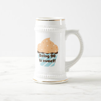 Being 90 is Sweet Birthday T-shirts and Gifts Mug