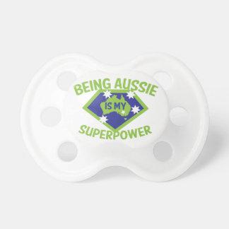 Being Aussie is my superpower Dummy