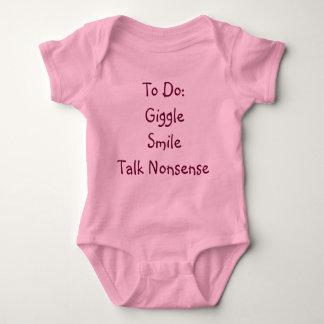 Being Cute Baby Bodysuit