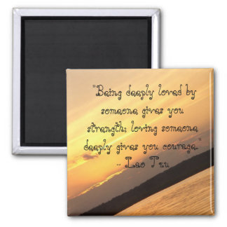 """Being deeply loved...: Magnet"