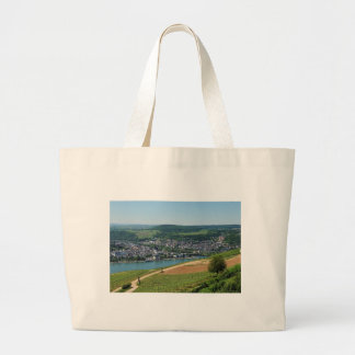 Being gene on the Rhine Large Tote Bag