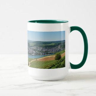 Being gene on the Rhine Mug