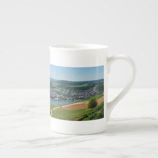 Being gene on the Rhine Tea Cup