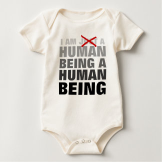 Being Human - Baby Bodysuits