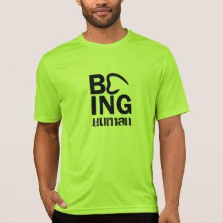 Being Human Men's Sport-Tek Competitor T-Shirt