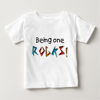 Being One Rocks! Baby T-Shirt
