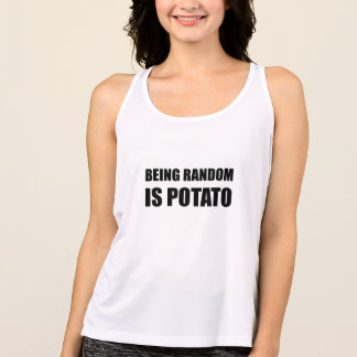 Being Random Is Potato Singlet