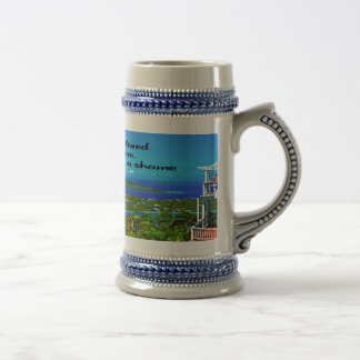 Being reflective, Inspirational Beer Steins