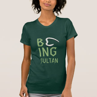 Being Sultan American Apparel Fine Jersey T-Shirt