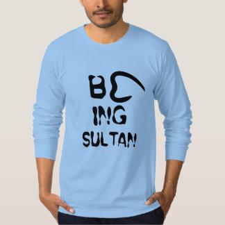 Being Sultan Fine Jersey Long Sleeve T-Shirt