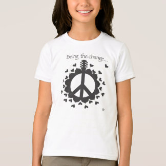 BEING THE CHANGE T-Shirt