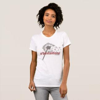#BeIntentional T-shirt