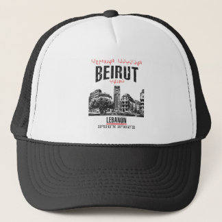 Beirut Trucker Hat