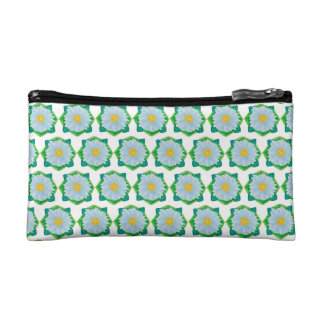 Bejeweled Daisy Cosmetic bag