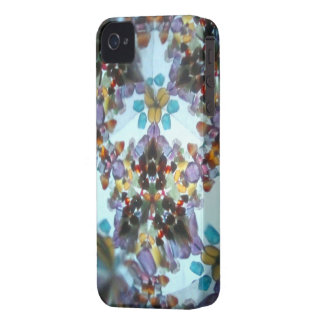 Bejeweled Kaleidescope 50 iPhone 4 Cover