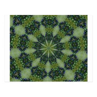 bejeweled postcard