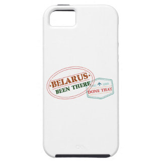 Belarus Been There Done That iPhone 5 Cover