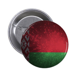 Belarus Flag Firework Pin