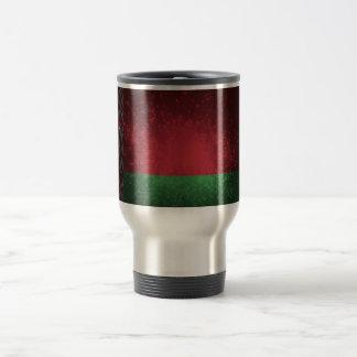 Belarus Flag Firework Mug