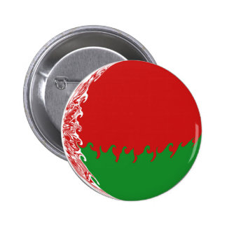Belarus Gnarly Flag Buttons