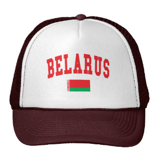 BELARUS TRUCKER HATS