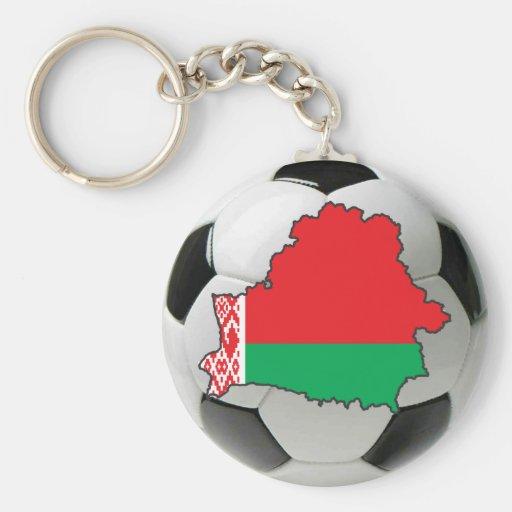 Belarus national team keychain