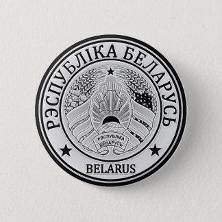 Belarus  Round Emblem 6 Cm Round Badge