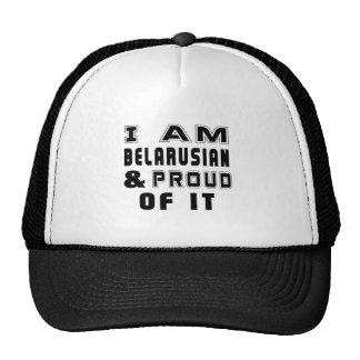 BELARUSIAN DESIGNS CAP