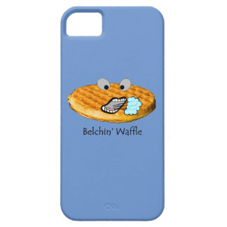 Belchin' Waffle iPhone 5 Cover